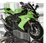 Kawasaki ZX10-R 08-09