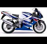 Suzuki GSXR600 01-03