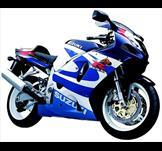 Suzuki GSXR750WY 00-03